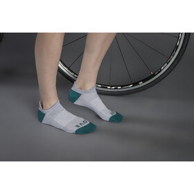 GripGrab Classic No Show Calcetines ciclismo Mujer, grey